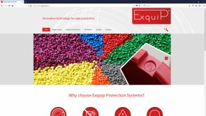 Exquip Germany GmbH - website
